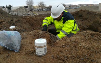 Seguimiento técnico – Excavación Selectiva – Valladolid
